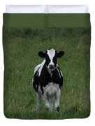 Holstein Hello Duvet Cover