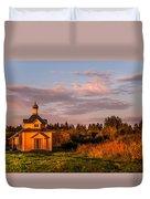 Holy Source. Karelia Duvet Cover
