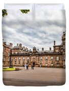 Holyrood Palace Duvet Cover
