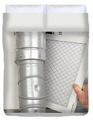 Home Air Filter Replacement Duvet Cover