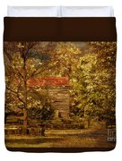 Home For Thanksgiving Duvet Cover
