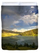Homeground Rainbow Landscape Duvet Cover