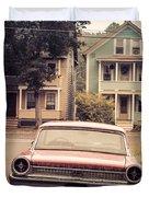 Hometown Usa Duvet Cover