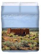 Homolovi Ruins State Park Az Duvet Cover