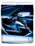 Honda Concept Duvet Cover