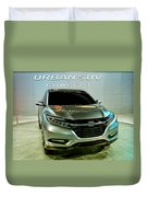 Honda Urban Suv Concept  2 Duvet Cover