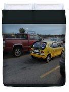 Honda Z600 Duvet Cover