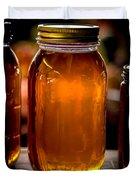 Honey Jar Duvet Cover