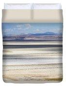 Honey Lake California Duvet Cover