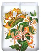 Honeysuckle Duvet Cover