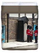 Honor Guard Duvet Cover