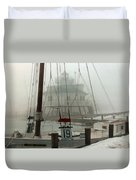 Hooper Straight Lighthouse Duvet Cover