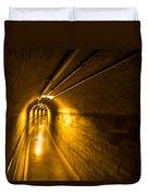 Hoover Dam Tunnel 2 Duvet Cover