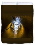 Hoover Dam Ventilation Tunnel Duvet Cover