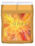 Hope Duvet Cover