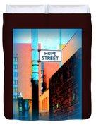 Hope Street Duvet Cover