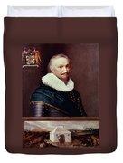 Horace Vere (1565-1635) Duvet Cover