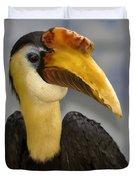 Hornbill 2 Duvet Cover