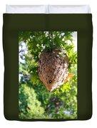 Hornets Nest Duvet Cover