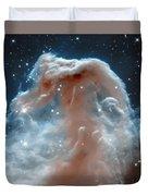 Horse Head Nebula Duvet Cover