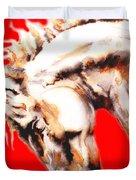 E   P   I   C   U   S    In Red Duvet Cover
