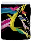 Horse- Lovely Colours Duvet Cover