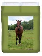 Horse Duvet Cover