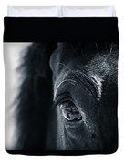 Horse Reflection Duvet Cover