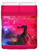 Horsehead Nebula Duvet Cover