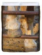Horses 4 Duvet Cover