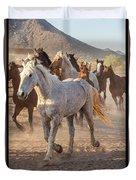 Horses 7 Duvet Cover