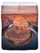 Horseshoe Dawn Duvet Cover
