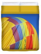Hot Air Ballooning 2am-110966 Duvet Cover