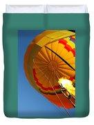 Hot Air Ballooning 2am-29241 Duvet Cover