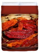 Hot And Spicy Duvet Cover