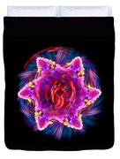 Hot Attraction Duvet Cover