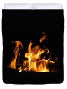 Hot Fire Duvet Cover