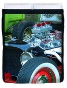 Hot Rod Duvet Cover