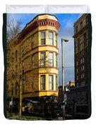 Hotel Bostwick Duvet Cover