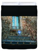 Hotel De La Cite Duvet Cover by France  Art
