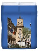 Hotel De Ville - Aix En Provence Duvet Cover
