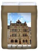 Hotel De Ville - Paray Le Monial Duvet Cover