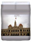 Hotel De Ville Saigon Duvet Cover