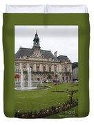 Hotel De Ville - Tours Duvet Cover
