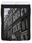 Hotel Rooms Clean And Simple Amsterdam Duvet Cover