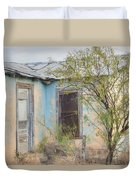 House In Ft. Stockton IIi Muted Duvet Cover