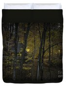 House In The Woods Duvet Cover