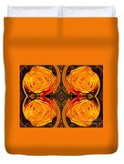 House Of Roses Duvet Cover