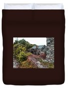 House On A River Duvet Cover