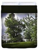 House On The Hill 3 Duvet Cover